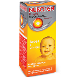 Nurofen Suspensão Oral 20mg/ml