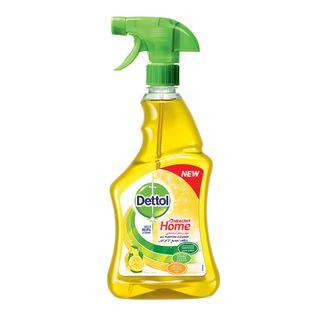 Dettol Healthy Home All Purpose Cleaner Trigger Spray Lemon 500ml