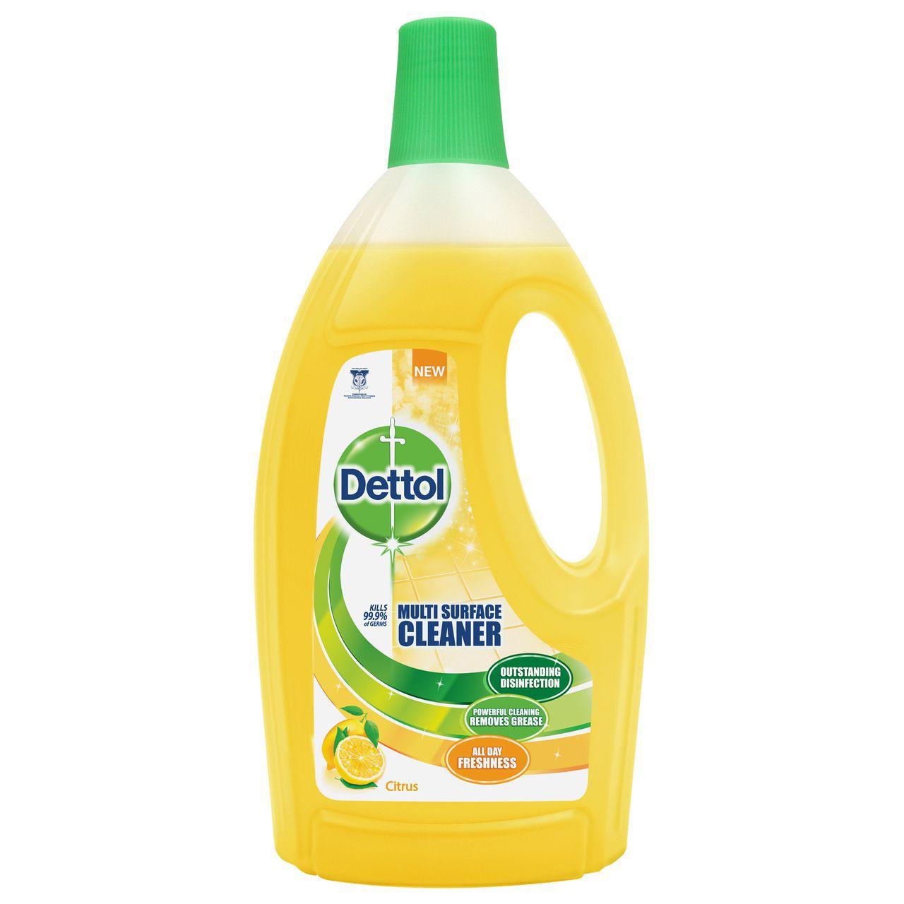 Dettol Multi Action Cleaner Citrus