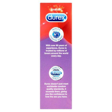 Durex Intimate Feel Thin Condoms 12 Pack