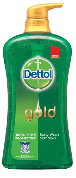 Dettol Gold Daily Clean Body Wash