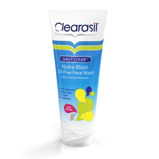 Daily Clear® Hydra-Blast Oil-Free Face Wash