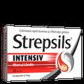 Strepsils Intensiv Miere și Lămâie pastile