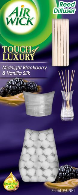 STICKS PERFUMADOS MIDNIGHT BLACKBERRY
