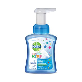 Dettol Healthy Kids Foam Liquid Hand Wash Prince 250ml