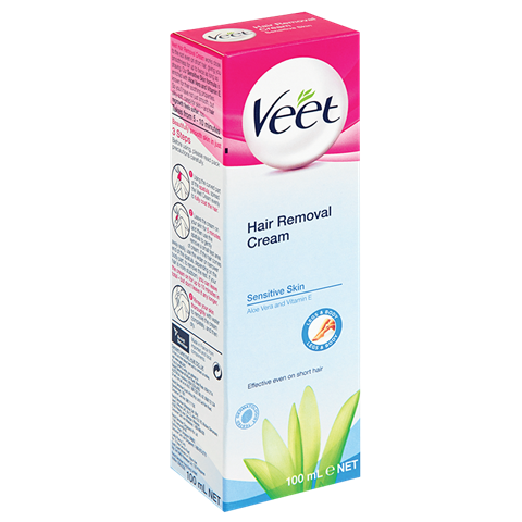 Hair Removal Cream For Sensitive Skin Veet Sa