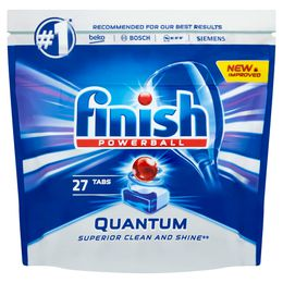 FINISH Quantum Dishwasher Tabs Regular