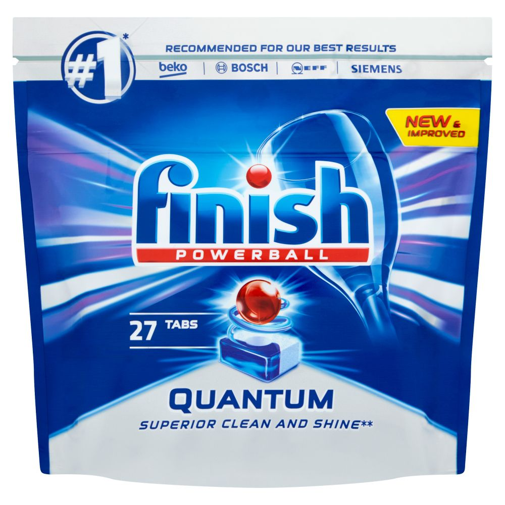 Delicieux Quantum Dishwasher Tabs Regular