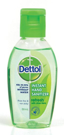 Dettol Refresh Instant Hand Sanitizer