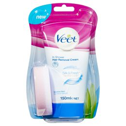 Veet Spray On Hair Removal Cream Sensitive Formula Veet Australia