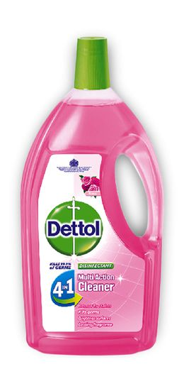 Dettol 4in1 Disinfectant Multi Action Cleaner Rose