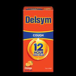 Delsym® 12 Hour Cough Relief - Orange Flavor