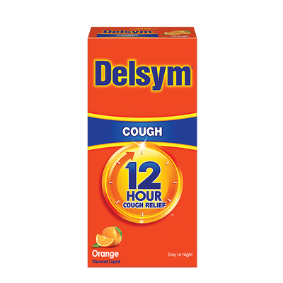 Delsym Extended Release Cough Suppressant, 12 Hour Orange Flavored Liquid at Walgreens. Get free shipping at $35 and view promotions and reviews for Delsym Extended Release Cough Suppressant, 12 Hour Orange Flavored Liquid/5(7).