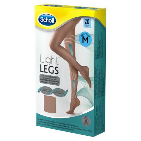 Scholl Light Legs™ Strumpfhose mit Kompressionsfunktion 20 DEN Nude M