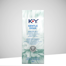 K-Y® GENTLE SENSITIVE JELLY Personal Lubricant