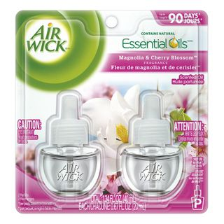 Magnolia & Cherry Blossom Scented Oil