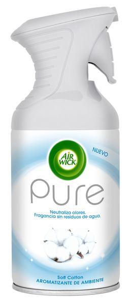Aerosol Pure Soft Cotton
