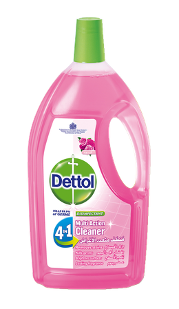 Dettol Disinfectant Multi-Purpose Kitchen Cleaner Trigger Spray Rose 500ml