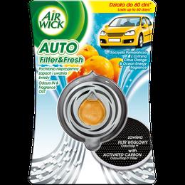 Air Wick® Auto - Soczysta Pomarańcza z Cytryną