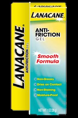 Lanacane Anti-Friction Gel, 1 Ounce