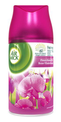 Air Wick Recharge Freshmatic Max Orchidée sauvage & soie précieuse ¹
