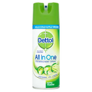 Dettol All in One Disinfectant Spray - Spring Waterfall