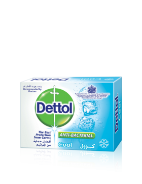 صابون ديتول كوول المضاد للبكتريا 90 جم