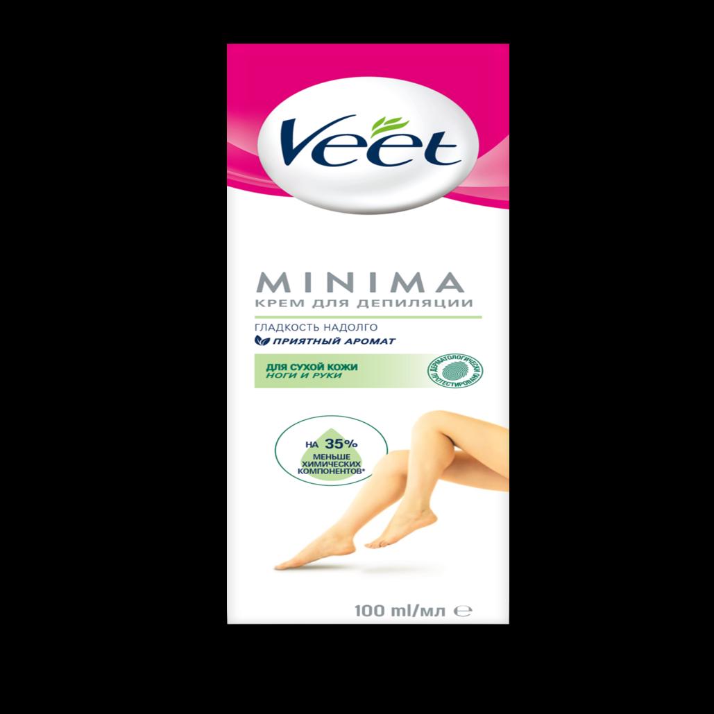 Veet Minima Cream Dry