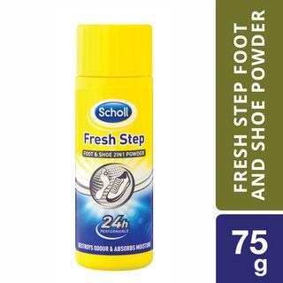 Choll Fresh Step Foot and  Shoe Powder