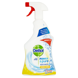 Dettol Power & Pure Hob & Sink 1000ml
