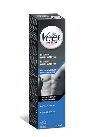 Veet Men Creme Depilatório - Peles Sensíveis