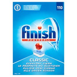 Finish Classic Dishwasher Tabs