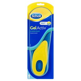 Scholl GelActiv Insoles Men Everyday