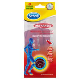 Scholl Orthaheel Orthotics