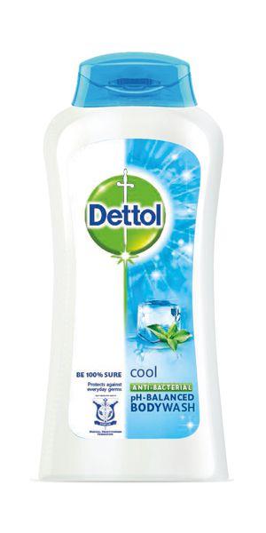 Gel Mandian Dettol Antibakteria pH-seimbang Cool