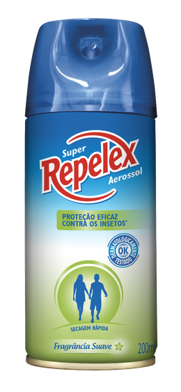 SUPER REPELEX AEROSSOL - 200ml