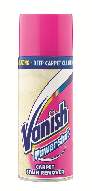 VANISH POWERSHOT AEROSOL 300ML