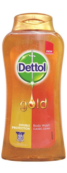Dettol Gold Classic Clean Body Wash