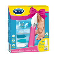 Scholl Velvet Smooth Kit Elettronico Nail Care + Olio Nutriente Unghie