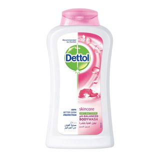 Dettol Anti-Bacterial Body Wash Skincare 250ml