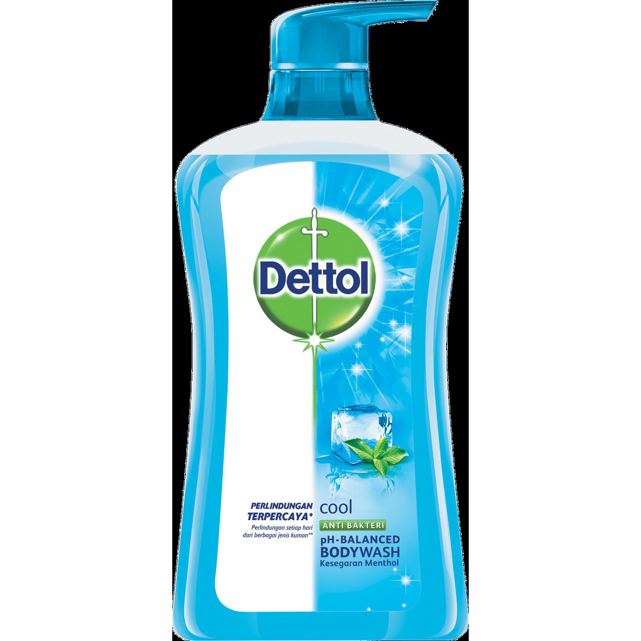 Dettol Anti Bacterial Cool Bodywash