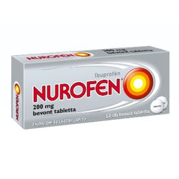 Nurofen 200mg bevont tabletta