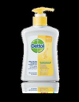 سائل ديتول جددي نشاطك لغسل اليدين المضاد للبكتريا 400 مل