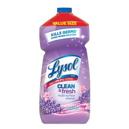 Lysol® Clean & Fresh Multi-Surface Cleaner - Clean & Fresh Lavender Orchid