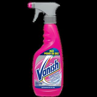 Vanish Pre Lavado Oxi Gel