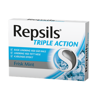 Repsils Double Action