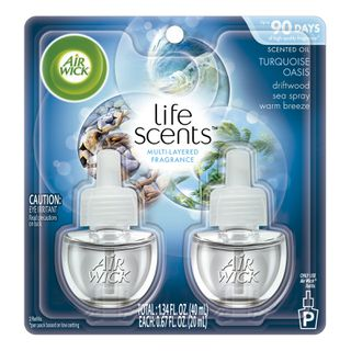 Life Scents™ Turquoise Oasis Scented Oil