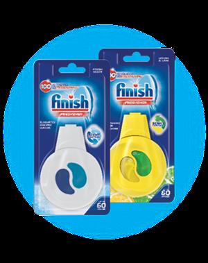 Finish mosogatógép illatosító