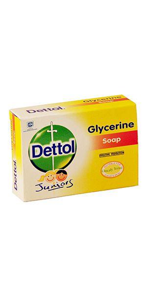 Dettol Antibacterial Juniors Bar Soap 100gm