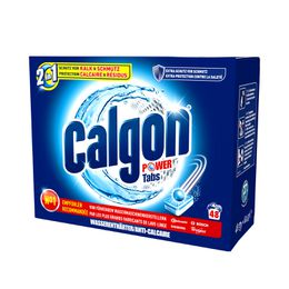 Calgon 2in1 Power Tabs 48 Stück